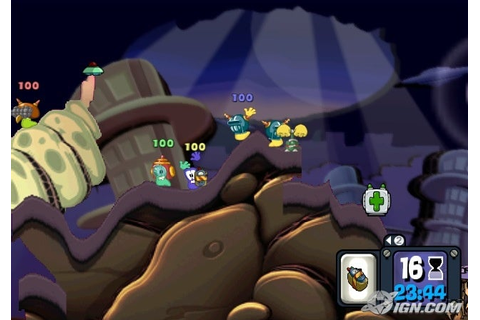 Nouvelles images Worms: A Space Oddity - Nintendo Wii ...