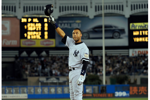 Derek Jeter Lived a Dream, and Never Disappointed - The ...