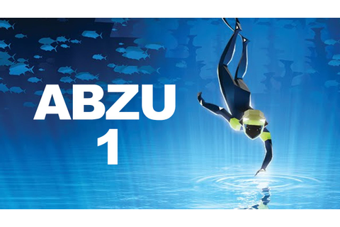 MOST BEAUTIFUL GAME 2016!! (Abzu - Part 1) - YouTube