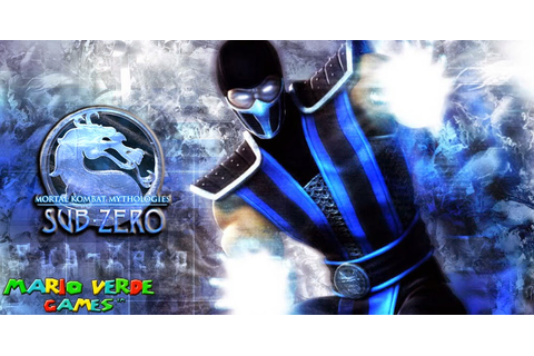 Mario Verde Games: Chapter #113 - Mortal Kombat: Sub-Zero