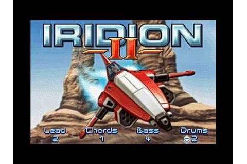 Iridion II - More of the same? Not quite (GBA) - YouTube