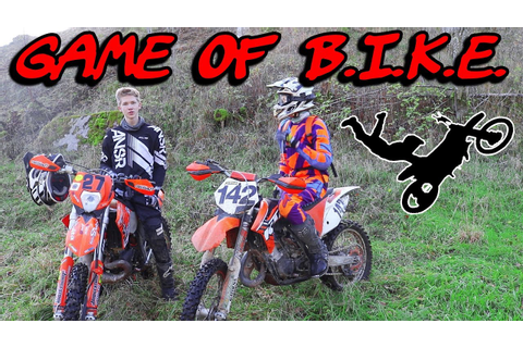 GAME OF (ENDURO) B.I.K.E. - YouTube