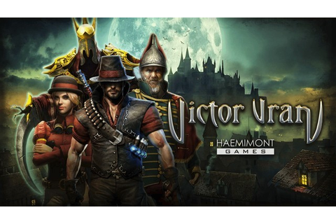 Victor Vran (Video Game) - TV Tropes