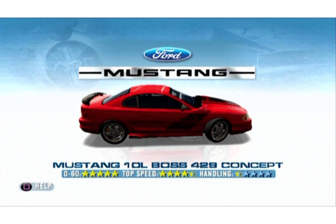 Ford Mustang: The Legend Lives - All Cars - YouTube