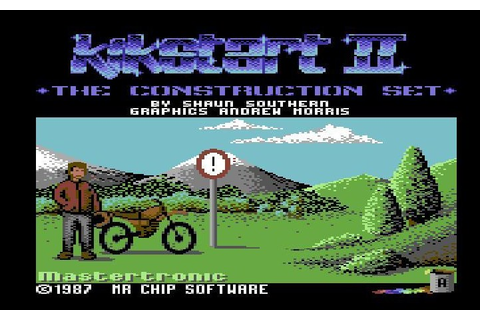 Retro Gaming: Kikstart II (c64) | StiGGy's Blog
