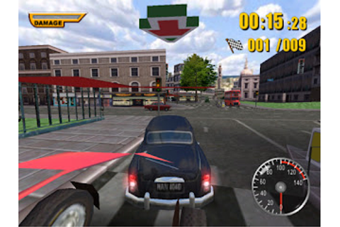Link Free Games: FREE DOWNLOAD GAME The Italian Job (PC ...