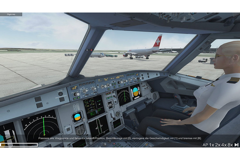 Ready for Take off: A320 Simulator [PC Games] • World of Games