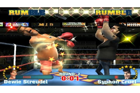 Ready 2 Rumble Revolution brings broken controls to Wii ...