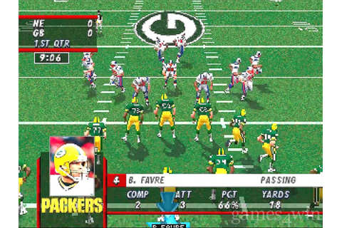 Madden NFL 98. Download and Play Madden NFL 98 Game ...