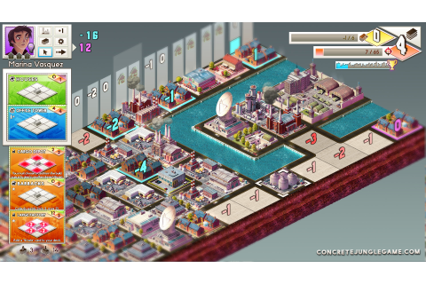 Concrete Jungle – ColePowered Games Ltd.