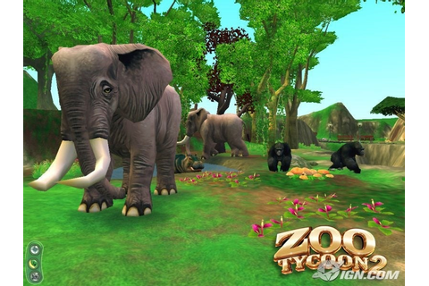 Zoo Tycoon 2 Screenshots, Pictures, Wallpapers - PC - IGN