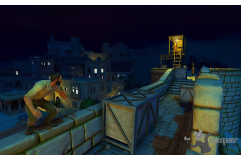 Lost Horizon Screenshots