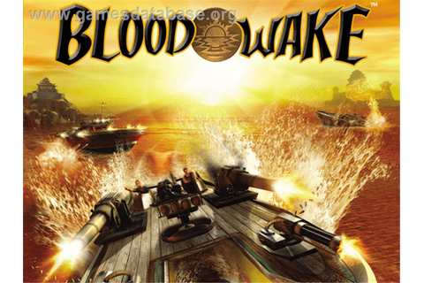 Blood Wake - Microsoft Xbox - Games Database