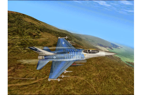 F16 Multirole Fighter Game Free Download