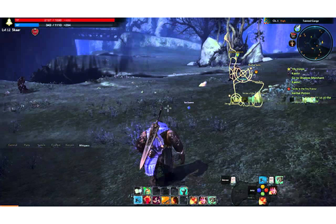 Tera - Slayer Gameplay - YouTube