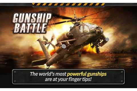 GUNSHIP BATTLE Helicopter 3D for PC (Free Download ...