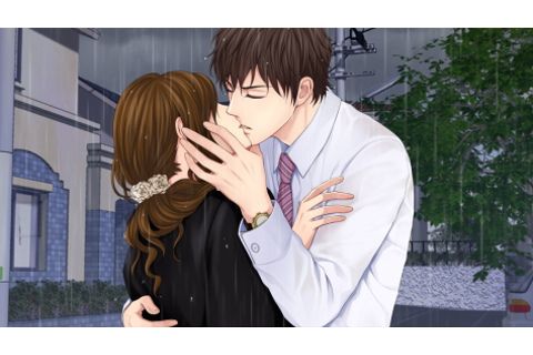 Otome Game Review: Kiss of Revenge by Voltage Inc – Junpei ...
