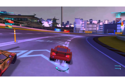 Cars 2 Gameplay PC - YouTube