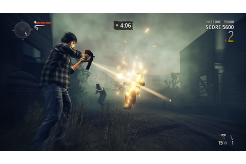 Alan Wake's American Nightmare developer diary #1 ...