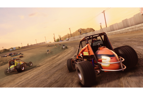 Tony Stewarts Sprint Car Racing PC Game Free Download