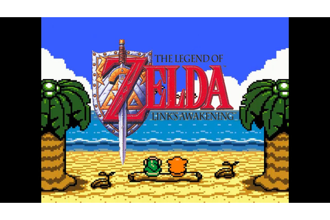 Let's Stream: The Legend of Zelda: Link's Awakening #1 ...