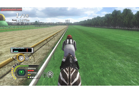 Champion Jockey G1 Jockey and Gallop Racer (USA) Nintendo ...