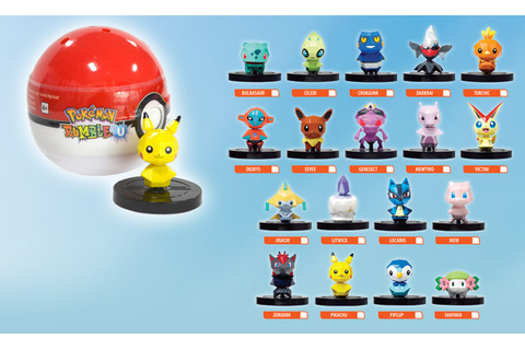 GAME selling Pokemon Rumble U figures in the UK - Nintendo ...