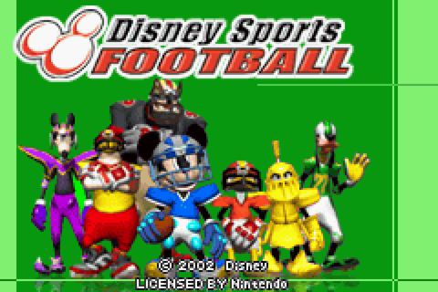 Disney Sports Football Download Game | GameFabrique