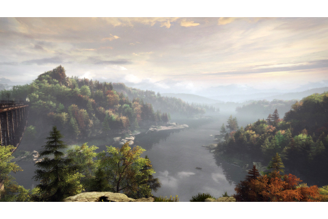 The Vanishing Of Ethan Carter, Video Games, Landscape ...