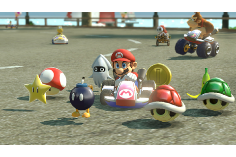 Mario Kart 8 made my kids put down their iPods, and that's ...