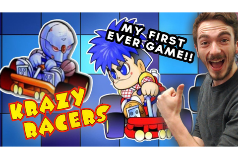 Konami Krazy Racers | MY FIRST EVER GAME!! - YouTube