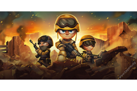 Tiny Troopers 2 - Download Free Full Games | Arcade ...