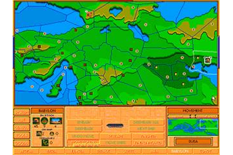 Advanced Civilization Download (1995 Board Game)
