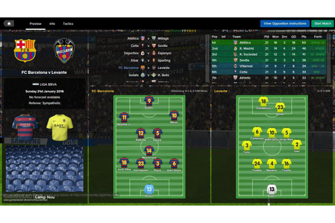 Football Manager 2016 Review - Gamereactor