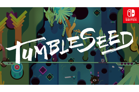 TumbleSeed Coming to Nintendo Switch™ - YouTube
