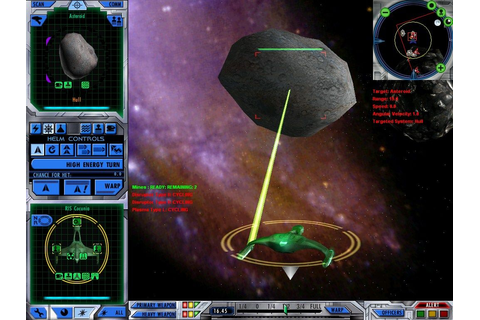 Star Trek: Starfleet Command III Screenshots for Windows ...