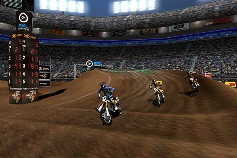 2XL Games Releases 2XL Supercross for iPhone and iPod ...