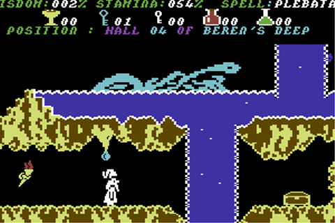 Download Doriath (Commodore 64) - My Abandonware