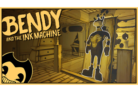 Bendy and the Ink Machine - GOOFY IS DEAD - Chapter 1 [Let ...