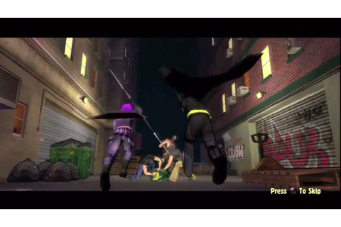 The Kick-Ass Game - Hit-Girl Gameplay Video - YouTube