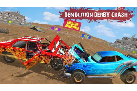 Demolition Derby Real Car Wars (by Vital Games Production ...