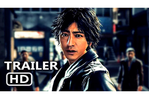 PS4 - Judgment Trailer (2019) - YouTube