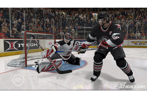 NHL 2007 Screenshots, Pictures, Wallpapers - Xbox 360 - IGN
