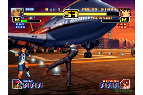 Game Classification : The King of Fighters: Evolution (2000)