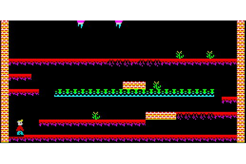 Indie Retro News: Manic Miner remake - The first game for ...