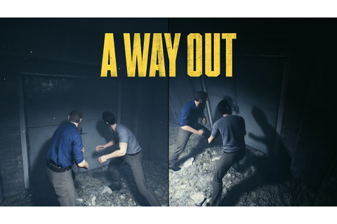 A Way Out Official Gameplay Trailer - YouTube