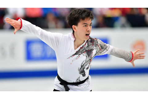 Vincent Zhou chose figure skating; Ivy League classes put ...