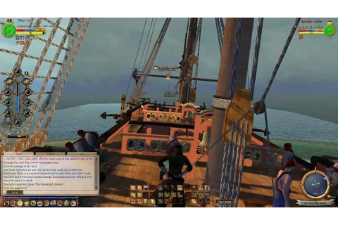 Pirates of the Burning Sea Gameplay - YouTube