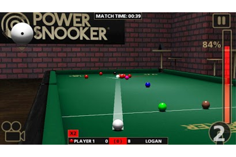 Power Snooker 3d - DOWNLOAD HD ANDROID GAMES - FREE APK ...
