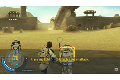 Star Wars Battlefront: Elite Squadron PSP Gameplay HD ...